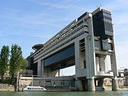 Ministère des Finances - Bercy